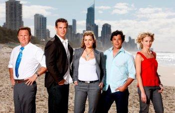 Un'immagine promo della serie The Strip