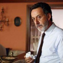 Alfredo Pea in una scena della serie tv Squadra Antimafia - Palermo oggi