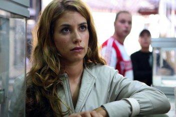 Giulia Michelini è Rosy Abate nella serie tv Squadra Antimafia - Palermo oggi