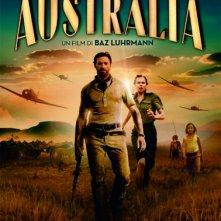 La copertina di Australia (blu-ray)
