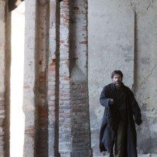 Johannes Brandrup in un'immagine del film tv Lo smemorato di Collegno