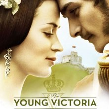 La locandina di The Young Victoria