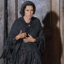Lucrezia Lante della Rovere è Rosa Bruner nel film tv Lo smemorato di Collegno