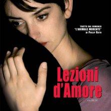 La locandina italiana di Lezioni d'amore