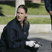 Lauren Lee Smith nel ruolo di Riley, nell'episodio 'No Way Out' della nona stagione di CSI