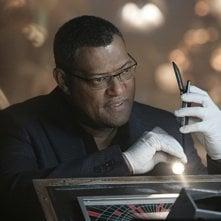 Laurence Fishburn nell'episodio 'A Space Oddity' della serie tv CSI: Crime Scene Investigation