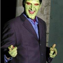 Andy Hallett in una immagine promo della serie Angel