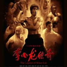 La locandina di The Legend of Bruce Lee