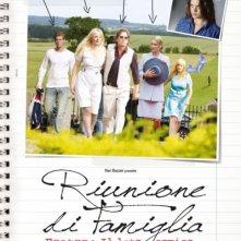 Locandina italiana di Riunione di famiglia