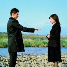 Una immagine di Departures, in anteprima al Far East Film Festival 2009
