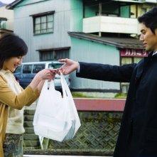 Una scena del film Departures, in anteprima al Far East Film Festival 2009