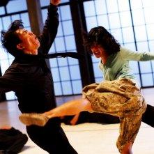 Una sequenza del film Chocolate, presentato al Far East Film Festival 2009