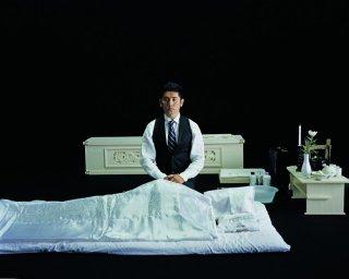 Una sequenza del film Departures, presentato al Far East Film Festival 2009