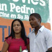 Algenis Perez Soto in una scena di Sugar