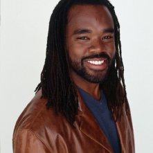 John L. Adams con i capelli lunghi