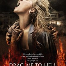 Nuovo poster per il film Drag Me to Hell