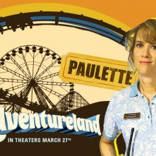 Un wallpaper del film Adventureland con Kristen Wiig