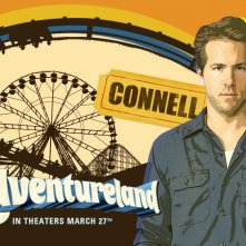 Un wallpaper del film Adventureland con Ryan Reynolds