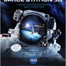 La locandina di Space Station 3-D