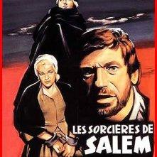 Locandina originale de Le vergini di Salem