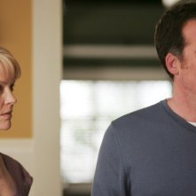 Marguerite MacIntyre e Bruce Thomas in un momento dell'episodio 'Altri modi di comunicare' della serie tv Kyle XY