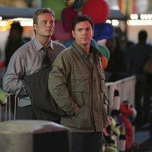 Nicholas Lea in un momento dell'episodio 'Overheard' della serie tv Kyle XY