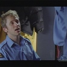 Gordon Michael Woolvett nella serie The Guard