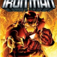 La locandina di The Invincible Iron Man