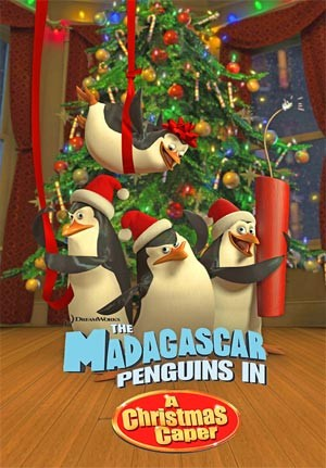 La locandina di The Madagascar Penguins in: A Christmas Caper