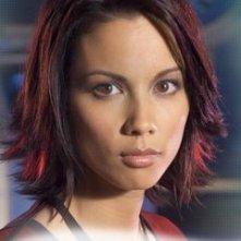Lexa Doig nella serie Andromeda