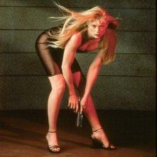 Peta Wilson nel serial La Femme Nikita