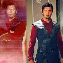 Steve Bacic nella serie TV Andromeda