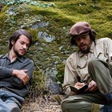 Benicio Del Toro è il protagonista del film Che - Guerriglia