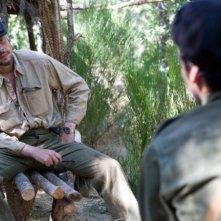Benicio Del Toro in un'immagine del biopic Che - Guerriglia