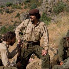 Benicio Del Toro in un'immagine tratta da Che - Guerriglia