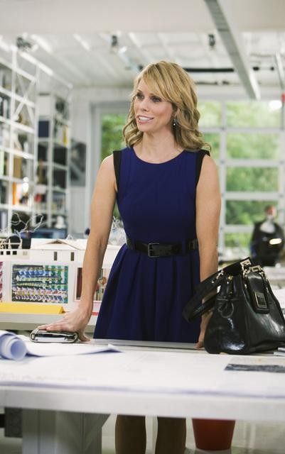 Cheryl Hines Nell Episodio It Takes A Village Idiot Di In The Motherhood 110708