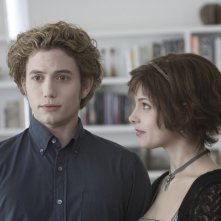 Jackson Rathbone e Ashley Greene in Twilight