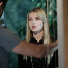 Kirsten Prout durante una sequenza dell'episodio 'Great Expectations' della serie tv Kyle XY