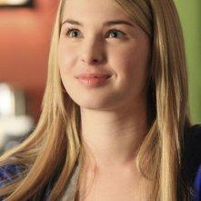 Kirsten Prout in una scena dell'episodio 'Grey Matters' della serie tv Kyle XY