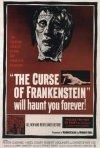Locandina originale de La maschera di Frankenstein