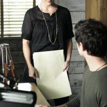Marguerite MacIntyre in un momento della serie Kyle XY, episodio: Primary Colors