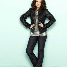 Megan Mullally è Rosemary in una foto promozionale della sitcom In the Motherhood