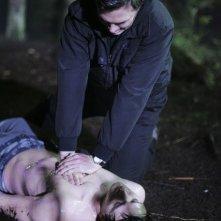 Nicholas Lea nell'episodio 'Fantasmi' della seconda stagione di Kyle XY