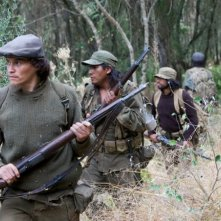 Una sequenza del film Che - Guerriglia