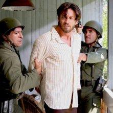 Alessio Boni è il protagonista del film Complici del silenzio