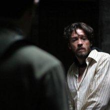 Alessio Boni in una scena del film Complici del silenzio