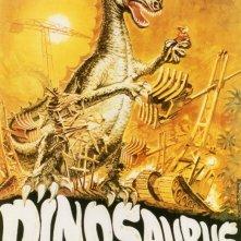 La locandina di Dinosaurus!