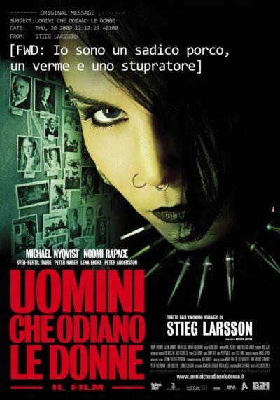 Uomini che odiano le donne: Millennium 1 (Italian Edition)