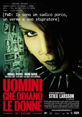 Uomini che odiano le donne in streaming & download