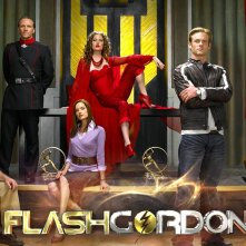 Wallpaper di Eric Johnson e il cast della serie Flash Gordon